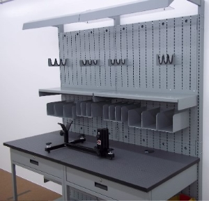 Armory Workbench