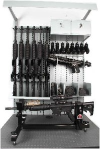 Combat Armory Workbenches for company arms rooms