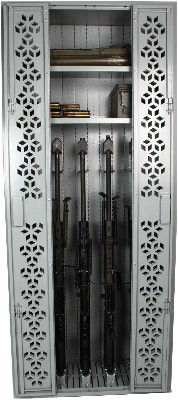 M107 Weapon Rack from Combat Weapon Storage Systems