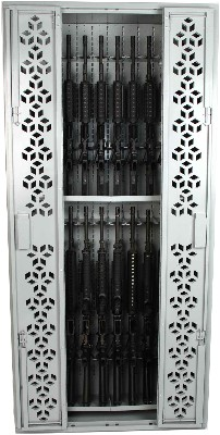 Combat Weapon Rack
