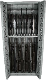Combat Weapon Storage Rack