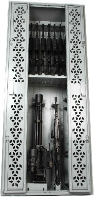 MK44 GAU17 minigun weapon rack, M134 weapon rack