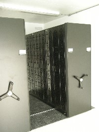 Mobile Weapon Rack Storage Systems