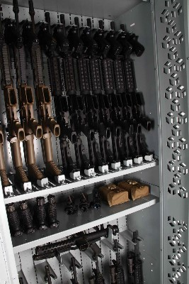 NSN MK17 SOPMOD M4 Weapon Rack